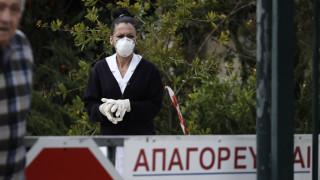 Κορωνοϊός: Δύο ακόμη νεκροί στη χώρα μας – Στους 17 ο συνολικός αριθμός