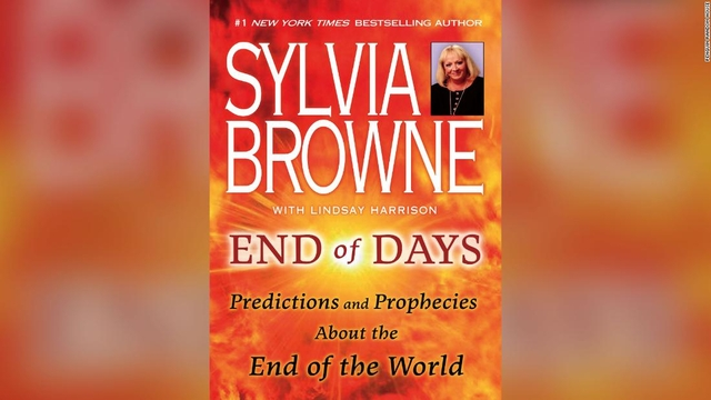 sylvia browne end of days book