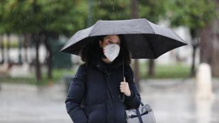 Καιρός: Τοπικές βροχές και σποραδικές καταιγίδες την Τρίτη