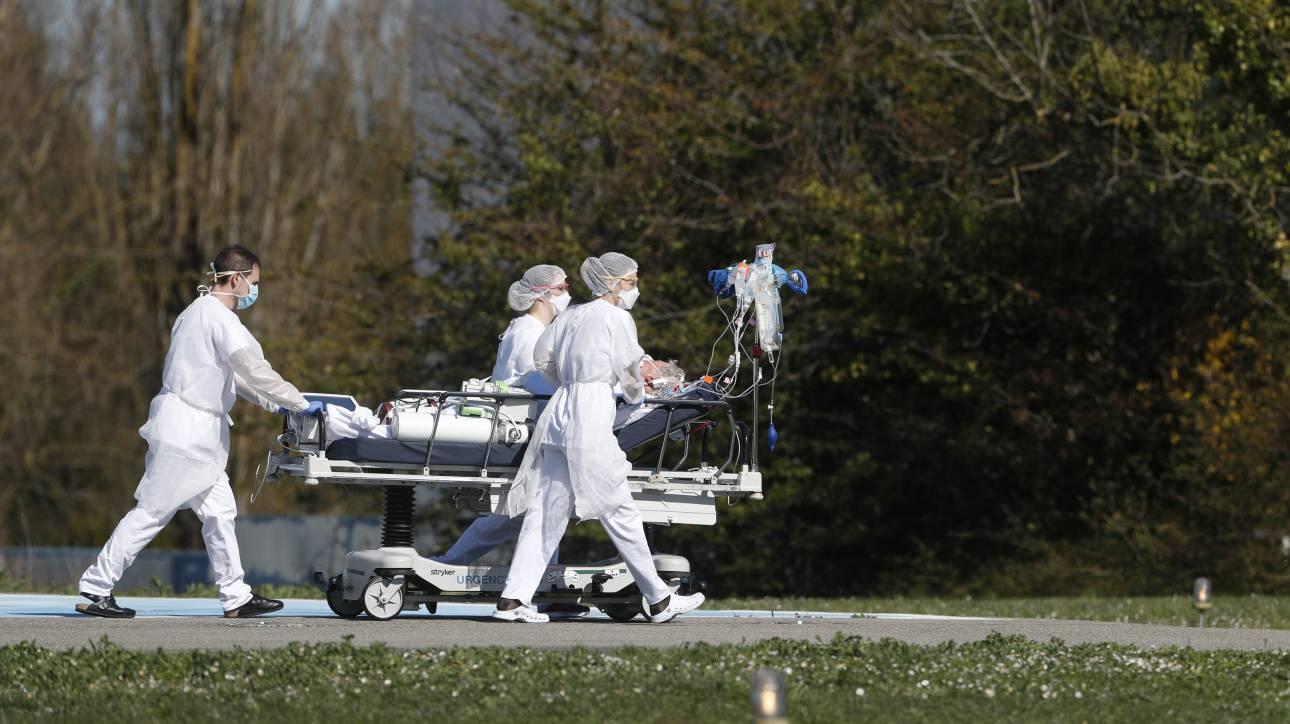 Κορωνοϊός - Τραγωδία δίχως τέλος στην Ιταλία: 601 νεκροί σε μία ημέρα και 4.789 νέα κρούσματα