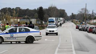 Κορωνοϊός στην Ελλάδα: 33 παραβιάσεις της απαγόρευσης κυκλοφορίας σε όλη τη χώρα