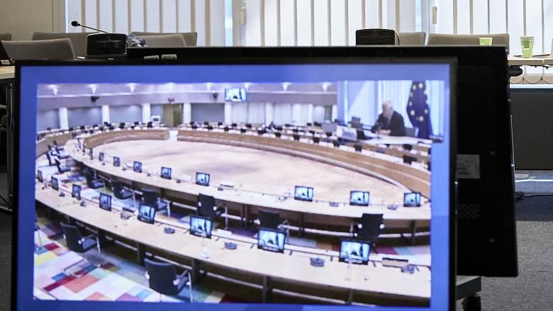Κορωνοϊός: Στο τραπέζι του Eurogroup τα 410 δισ. ευρώ του ESM και η έκδοση ευρωομολόγου