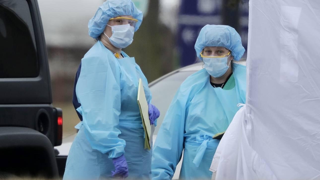 Κορωνοϊός: Ήπιαν καθαριστικό για ενυδρεία για τη χλωροκίνη - Νεκρός ένας 60χρονος