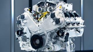 Downsizing και εξηλεκτρισμός και για τα super cars: μόλις 3.000 κ.εκ. ο νέος V6 της Aston Martin