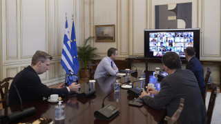 Κορωνοϊός - Μητσοτάκης στο Υπουργικό: Πρωτοφανής κατάσταση, πρωτοφανής και η αντίδρασή μας