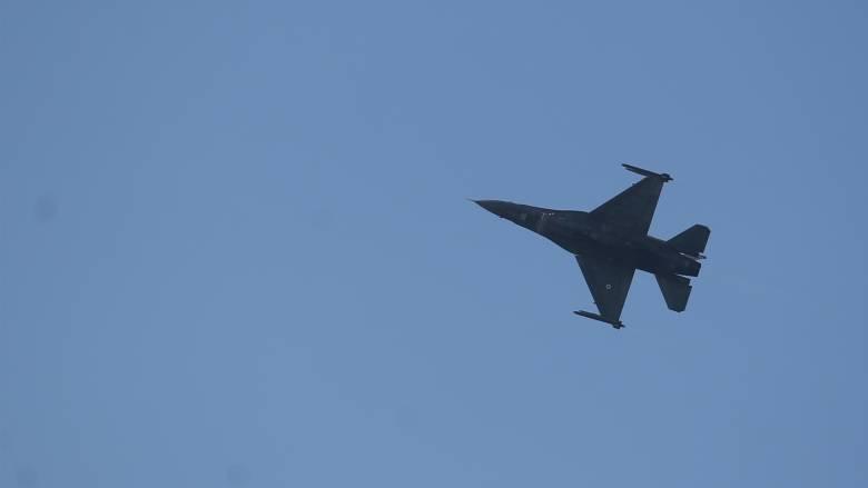 Πτήση τουρκικών F-16 πάνω από Παναγιά και Οινούσσες