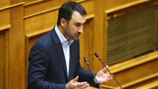 Χαρίτσης στο CNN Greece: H κυβέρνηση να παρουσιάσει σχέδιο για την ενίσχυση της δημόσιας υγείας