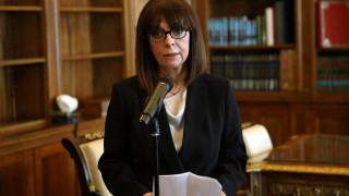 Αικ. Σακελλαροπούλου: Δίνουμε ακόμα μια ιστορική μάχη, είμαι σίγουρη ότι θα νικήσουμε