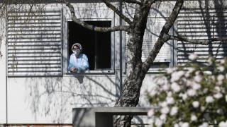 Κορωνοϊός: Στους 1.100 οι νεκροί στη Γαλλία