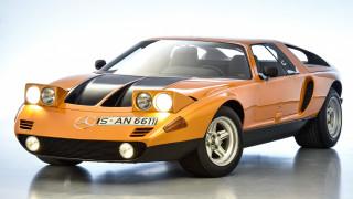 Κι όμως αυτό το αυτοκίνητο, η Μercedes C111, έχει παρουσιαστεί πριν από μισό αιώνα