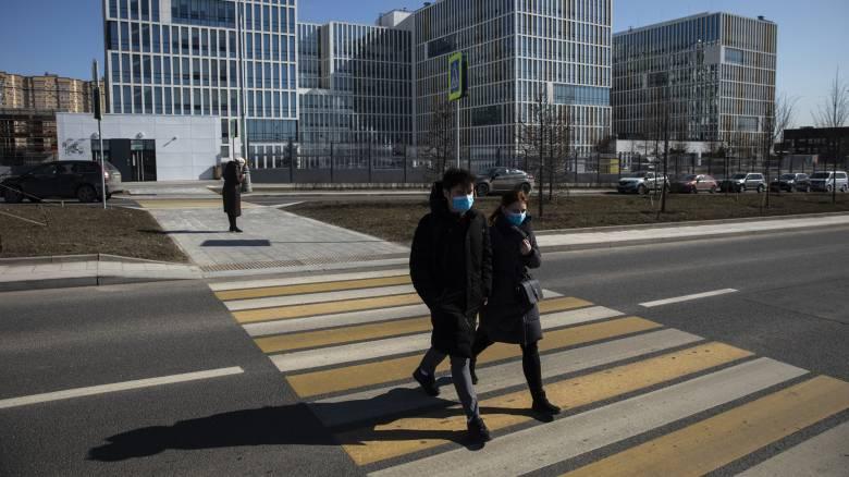 Κορωνοϊός - Ρωσία: Μέτρα στήριξης αλλά όχι απαγόρευση κυκλοφορίας ανακοίνωσε ο Πούτιν