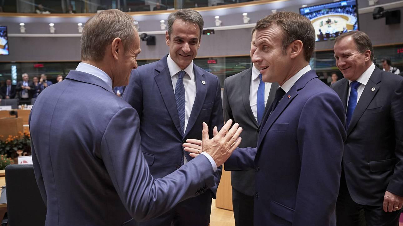 Ευρωζώνη: «Όχι» από Γερμανία στο «ευρωομόλογο κορωνοϊού»