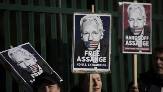 Κορωνοϊός: Απορρίφθηκε το αίτημα του Ασάνζ να βγει από τη φυλακή με εγγύηση