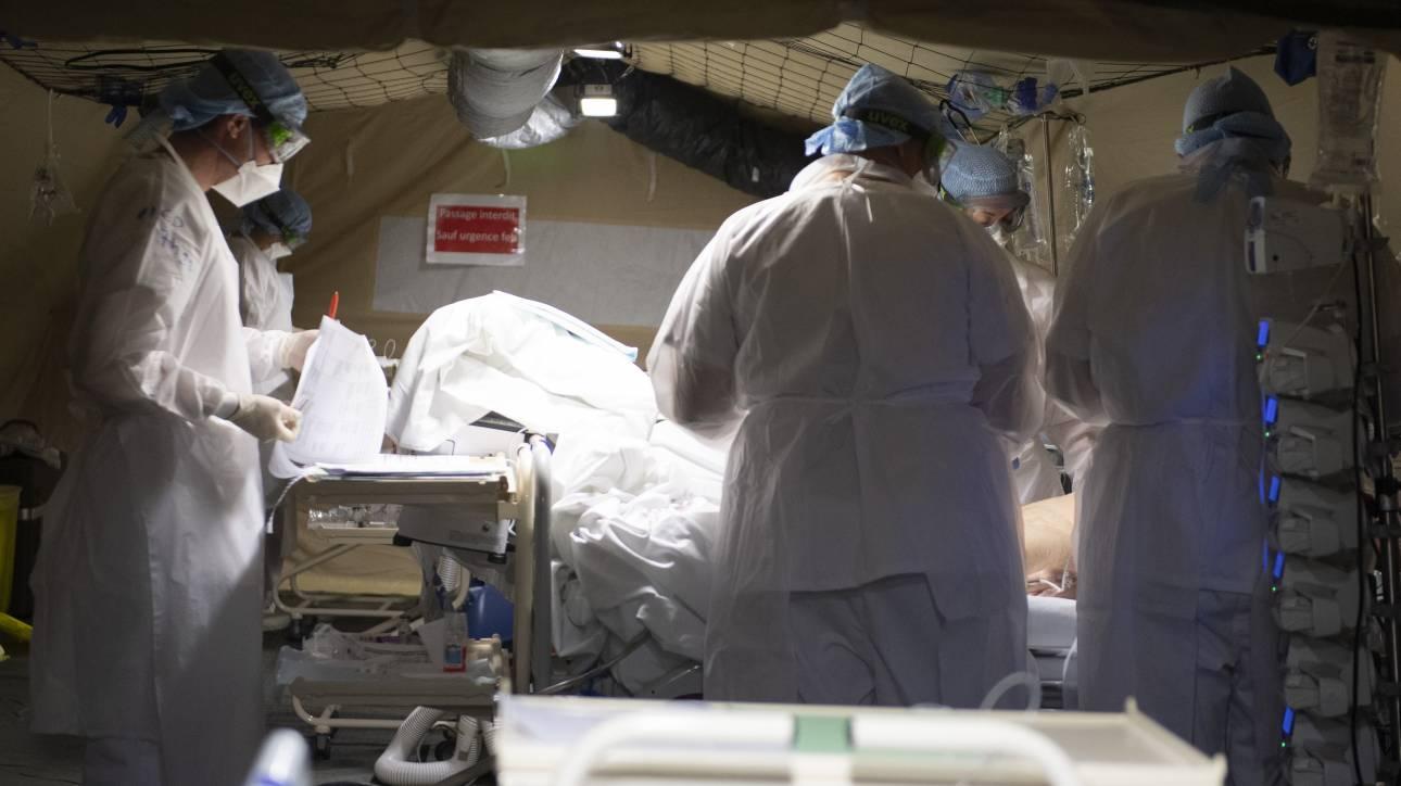 Κορωνοϊός - Ιταλία: 683 νεκροί σε ένα 24ωρο - Ξεπέρασαν τους 7.500 συνολικά