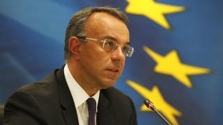 Κορωνοϊός: Ύφεση από 1% έως 3% το 2020 βλέπει ο Χρήστος Σταϊκούρας