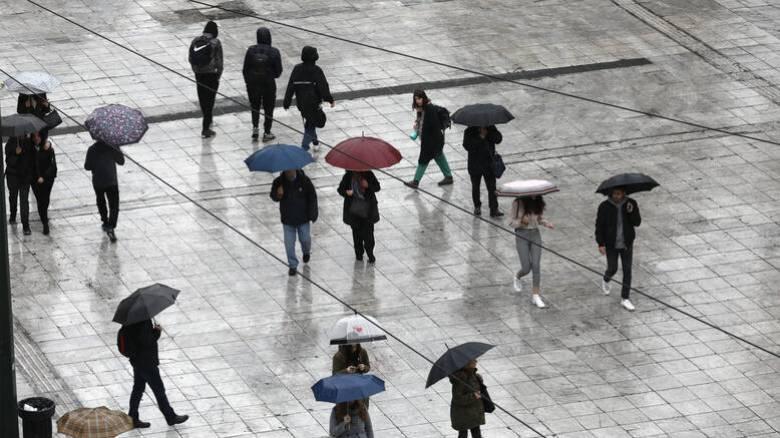 Καιρός: Βροχές σήμερα και αύριο - Πού αναμένονται πιο έντονα φαινόμενα -  CNN.gr