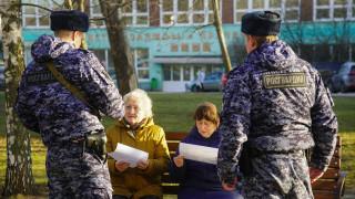 Κορωνοϊός: «Πρωτοφανή» μέτρα στη Ρωσία μετά τα 840 κρούσματα και τους δύο νεκρούς