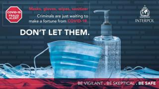 Προσοχή: Νέες απάτες με τον κορωνοϊό