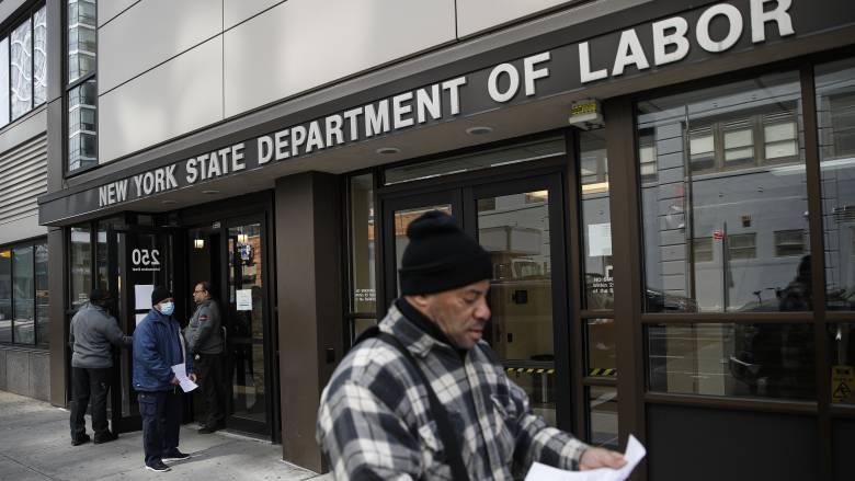 Κορωνοϊός - ΗΠΑ: Πάνω από 3 εκατ. Αμερικανοί αιτήθηκαν για επίδομα ανεργίας
