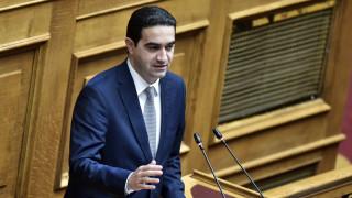 Κορωνοϊός - Κατρίνης στο CNN Greece: Η κυβέρνηση προκαλεί ανασφάλεια στους εργαζόμενους