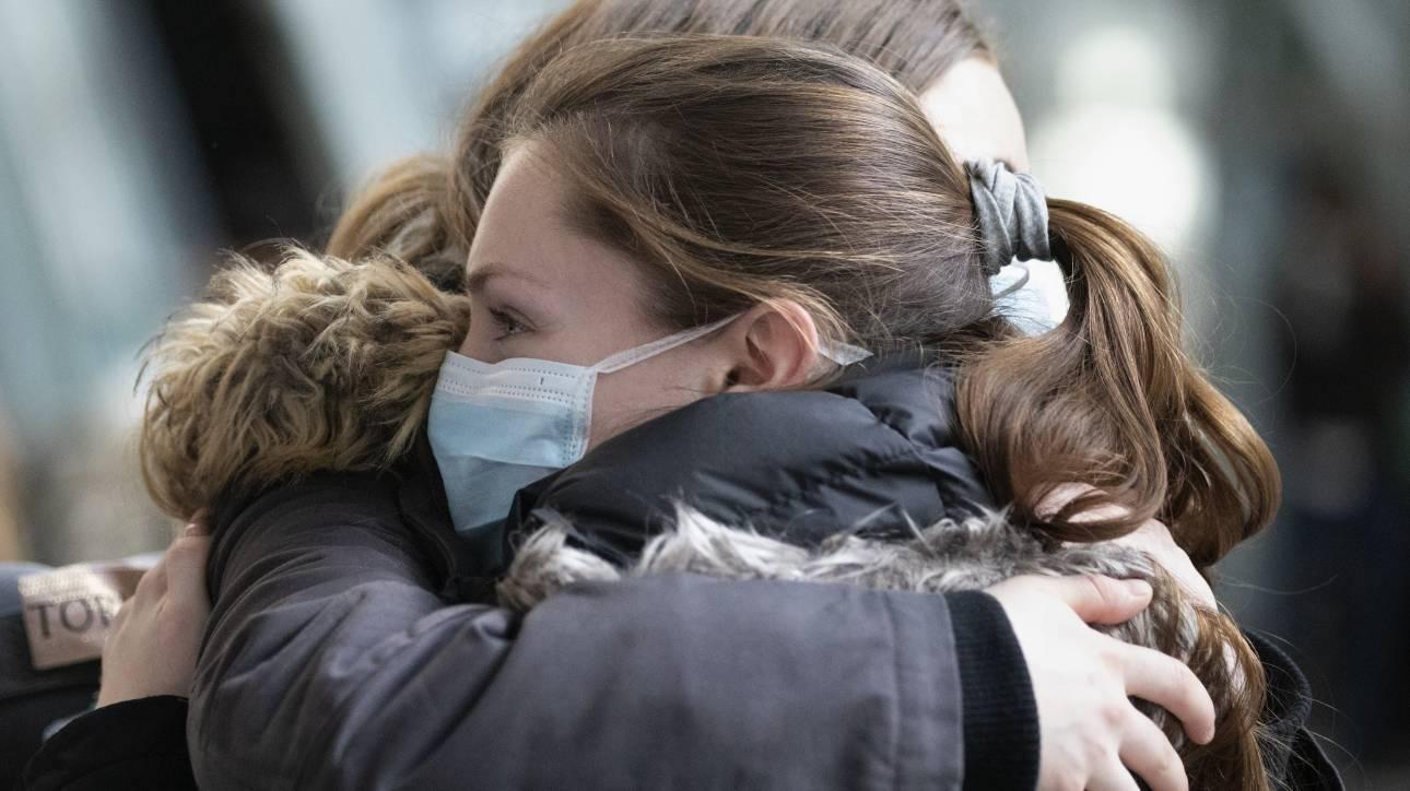 Κορωνοϊός: Αυξήθηκε κατά 10 φορές ο ρυθμός μετάδοσης της νόσου στην Ευρώπη