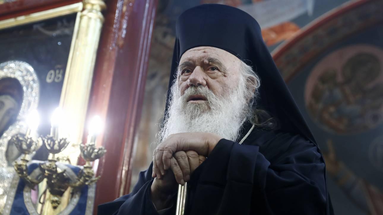 Τέλεση λειτουργιών κεκλεισμένων των θυρών ζητά η Εκκλησία από την Πολιτεία