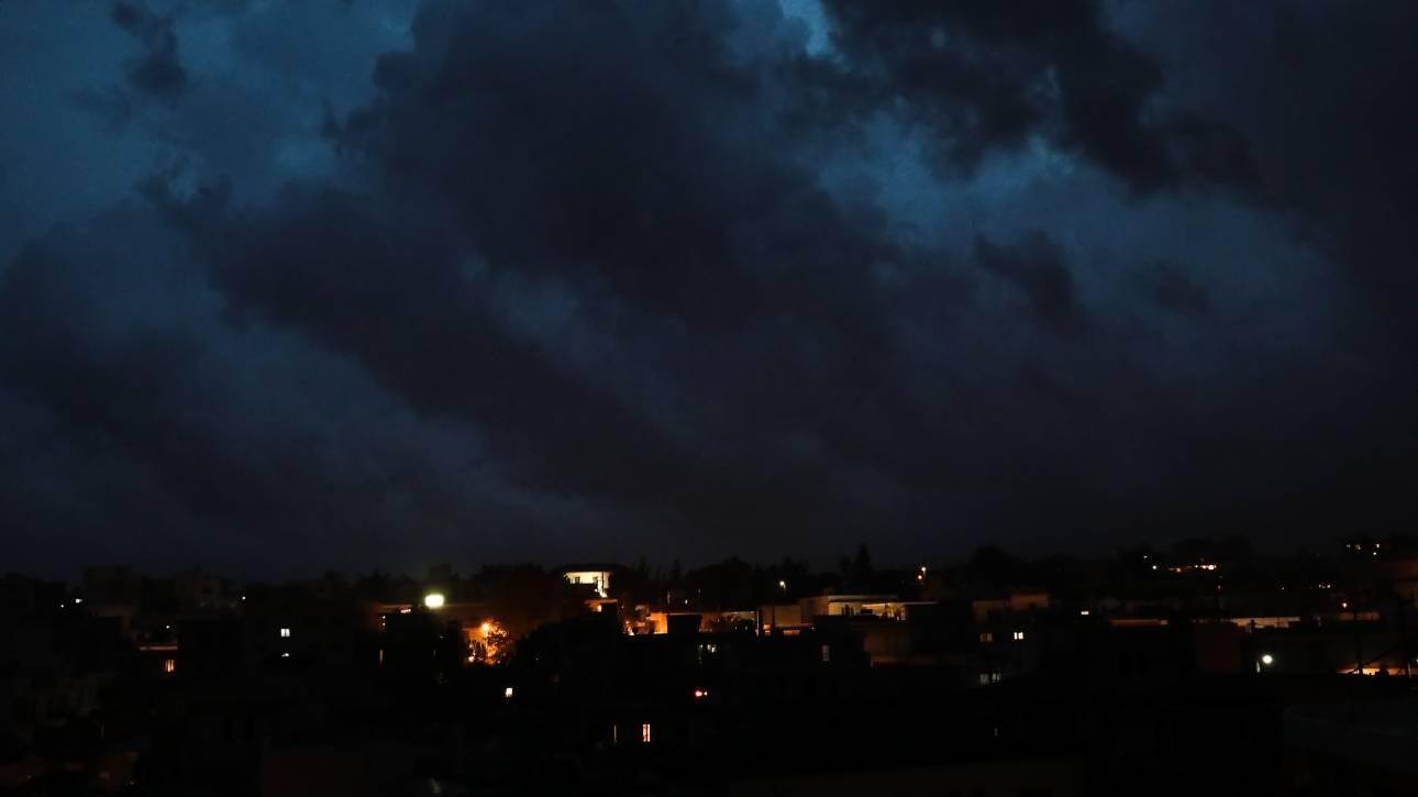 Καιρός: Ισχυρές βροχοπτώσεις σε όλη τη χώρα την Παρασκευή