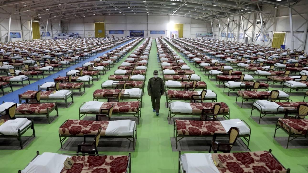 Κορωνοϊός: Πάνω από μισό εκατομμύριο τα κρούσματα παγκοσμίως - 23.293 οι θάνατοι