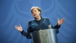 Ανυποχώρητη η Μέρκελ για το κορωνο-ομόλογο: Το ESM είναι το κατάλληλο εργαλείο για την κρίση