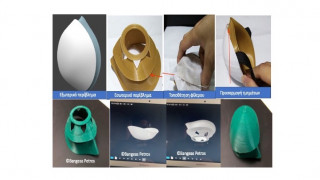 Κορωνοϊός: Γενικός χειρουργός στη Θεσσαλονίκη σχεδίασε μάσκες νανοτεχνολογίας