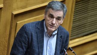 Τσακαλώτος: Υπαρξιακή απειλή για την ΕΕ η άρνηση του ευρωομόλογου