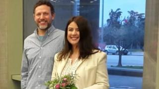 Γάμος στα χρόνια του κορωνοϊού: Ζευγάρι από το Λίβανο παντρεύτηκε στο δημαρχείο Θεσσαλονίκης