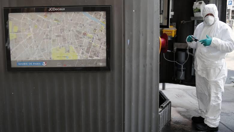 Κορωνοϊός: 299 ακόμα θάνατοι στη Γαλλία - Παρατείνονται τα μέτρα καραντίνας
