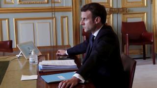 Κορωνοϊός: Έκκληση από Μακρόν για ευρωπαϊκή δημοσιονομική «αλληλεγγύη»