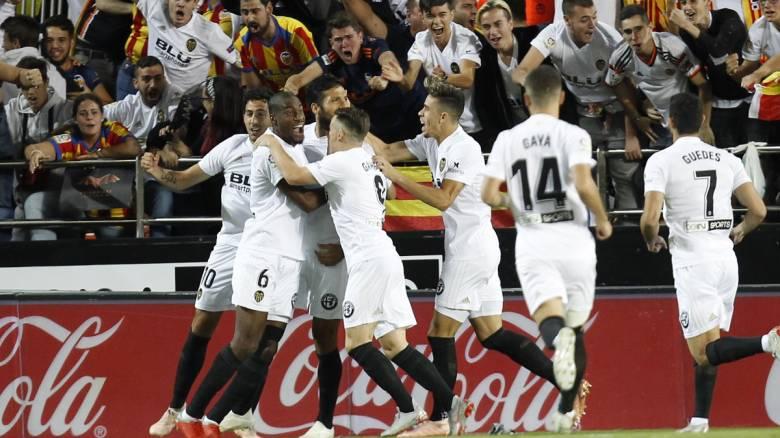Βαλένθια: 10 ποδοσφαιριστές της θετικοί στον κορωνοϊό