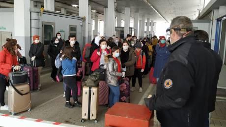 Κορωνοϊός: Σε καραντίνα σε ξενοδοχείο της Ξάνθης 90 φοιτητές από την Τουρκία