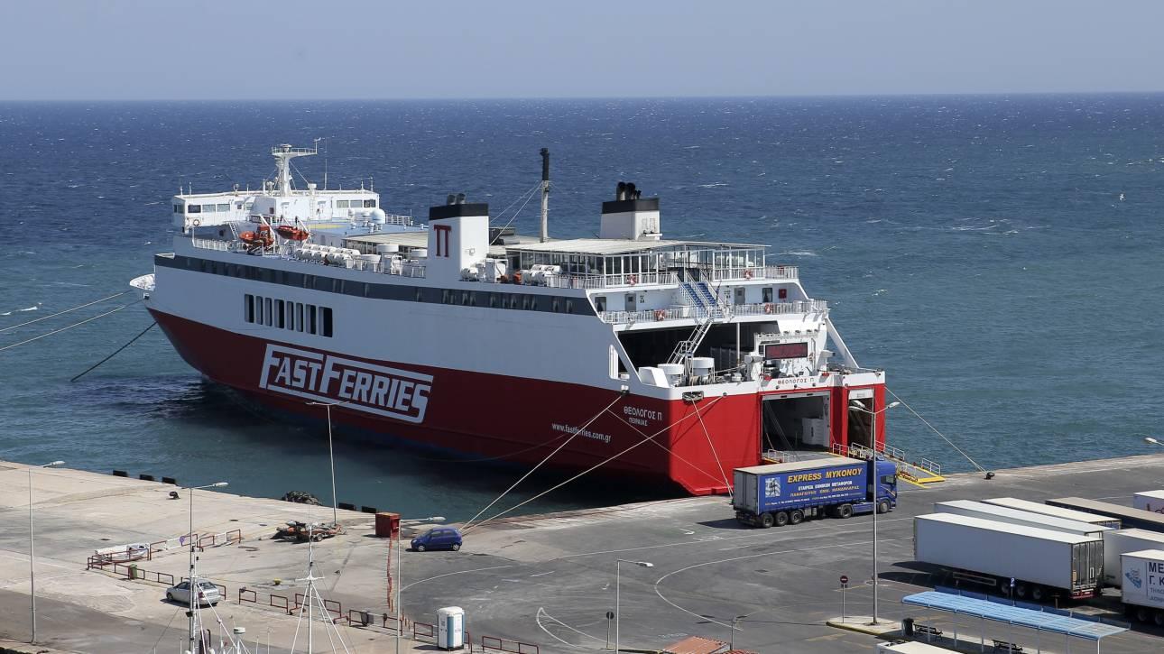 Κορωνοϊός: Πιθανό κρούσμα σε μέλος του πληρώματος του πλοίου «ΘΕΟΛΟΓΟΣ»
