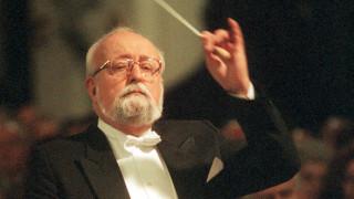 Κριστόφ Πεντερέτσκι: Πέθανε ο Πολωνός συνθέτης