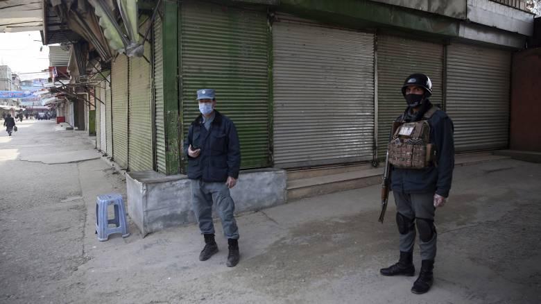Στόλτενμπεργκ: Επείγουσα ανάγκη για μια ανθρωπιστική παύση των μαχών στο Αφγανιστάν
