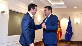 Επικοινωνία Τσίπρα–Ζάεφ για την έναρξη των ενταξιακών διαπραγματεύσεων της Βόρειας Μακεδονίας
