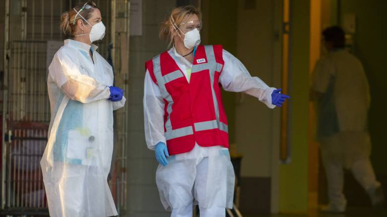 Κορωνοϊός: Ξεπέρασαν τα 10.000 τα κρούσματα στην Ολλανδία - Στους 771 οι νεκροί