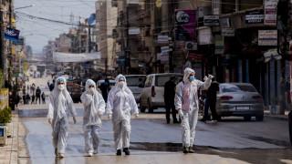 Κορωνοϊός: Πάπας και ΕΕ στηρίζουν την κατάπαυση του πυρός στη Συρία