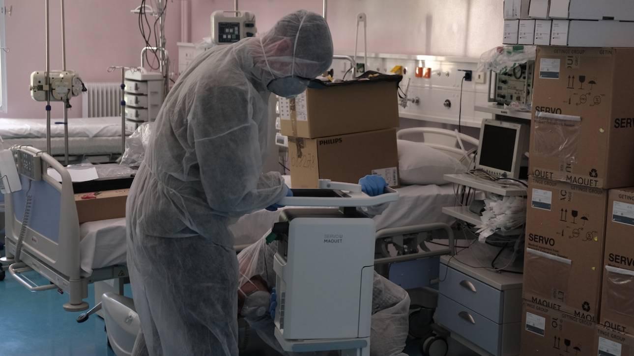 Κορωνοϊός - Κοντοζαμάνης: Υπάρχει επάρκεια υγειονομικού υλικού