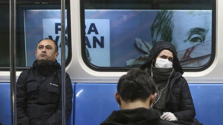 Κορωνοϊός - Τουρκία: Στους 131 οι νεκροί, ξεπέρασαν τις 9.000 τα κρούσματα