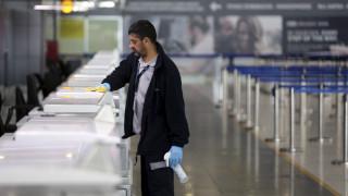 Κορωνοϊός- Κύπρος: Αναχώρησαν 357 επιβάτες για Βρετανία