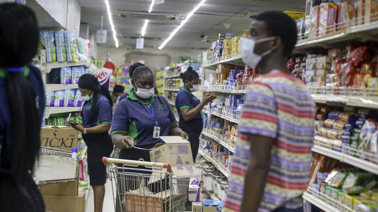 Κορωνοϊός-Νιγηρία: Απαγόρευση κυκλοφορίας σε Αμπούτζα και Λάγκος