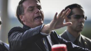 Κορωνοϊός: Ο Μπολσονάρου αγνοεί στις συστάσεις και δηλώνει πως «η Βραζιλία δεν μπορεί να σταματήσει»