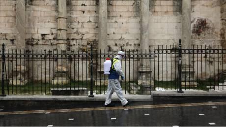 Κορωνοϊός: Το σχέδιο της κυβέρνησης για τον κρίσιμο Απρίλιο