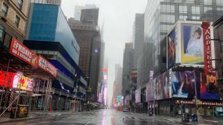 Αποκλειστικό CNN Greece: Πόλη «φάντασμα» η Νέα Υόρκη του κορωνοϊού