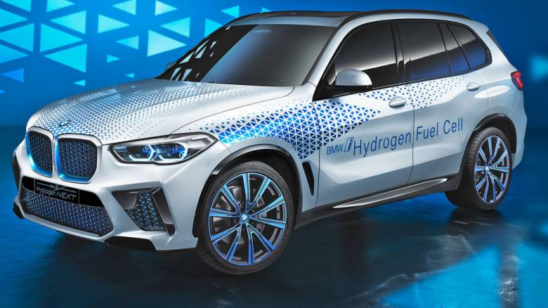 Αυτή η BMW X5 κινείται με υδρογόνο, λέγεται i-Hydrogen Next και θα είναι διαθέσιμη σε δύο χρόνια